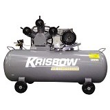KRISBOW Air Compressor 10HP 520L 10BAR 380V 3PH [10029563] - Kompresor Angin