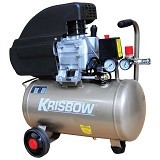 KRISBOW Air Compressor 2HP 24L 8BAR 1PH Direct [KW1300924] - Kompresor Angin