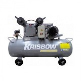 KRISBOW Air Compressor 7.5HP 420L 10BAR 380V 3PH [10029562] - Kompresor Angin