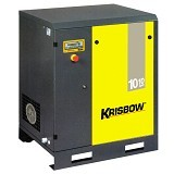 KRISBOW Screw Compressor 10HP 10BAR 3PH [10038337] - Kompresor Angin