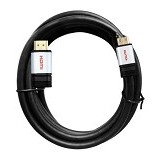 KUMO Mini HDMI to HDMI Cable 30AWG-OD 3M - Cable / Connector Hdmi