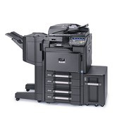 KYOCERA TASKalfa 4551ci - Printer Bisnis Multifunction Laser
