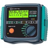 KYORITSU Digital Earth Tester and Resistivity Tester [4106] - Alat Ukur Kadar Listrik