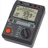 KYORITSU High Voltage Digital Insulation Tester [3126] - Tester Listrik