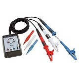 KYORITSU Phase Rotation Tester with Fuse Test Lead [8031F] - Alat Ukur Kadar Listrik