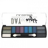L.A. COLORS Day To Night Eyeshadow After Dark (Merchant) - Lipstick