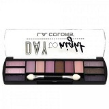 L.A. COLORS Day To Night Eyeshadow Dusk (Merchant) - Lipstick