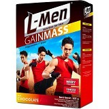 L-MEN Gain Mass - Chocolate 500gr