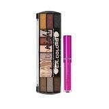 LA SPLASH LA Colors Day To Night Eyeshadow Sundown + LASplash Smitten Lip Tint Enchanted (Merchant) - Lipstick
