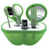 LACARLA Ai Mi Ni Beauty Tool Set 6 in 1 - Green