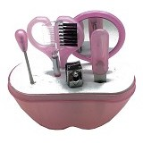 LACARLA Ai Mi Ni Beauty Tool Set 6 in 1 - Pink