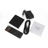 LACARLA Android TV Box RAM 2GB ROM 16GB  [T95X 4K] (Merchant) - Tv Set Top Box / Stb