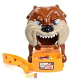 LACARLA Beware of The Dog Bad Dog Toy Mainan Running Man (Merchant) - Stacking Games