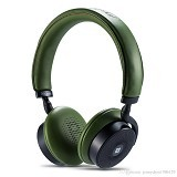 REMAX Bluetooth Headphone with Touch Control [RB-300HB] - Green (Merchant) - Headset Bluetooth