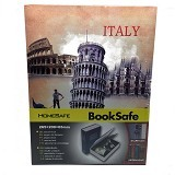 LACARLA Book Safety Box Bentuk Buku - Large - Brankas