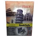 LACARLA Book Safety Box Bentuk Buku - Large - Brankas