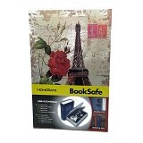 LACARLA Book Safety Box Bentuk Buku - Medium - Brankas