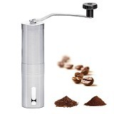 LACARLA Ceramic Manual Handy Coffee Grinder (Merchant) - Mesin Kopi Manual