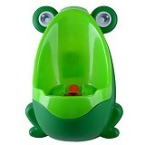 LACARLA Cute Frog Baby Potty Urinal Training for Baby Boy - Green (Merchant) - Baby Potty and Seat