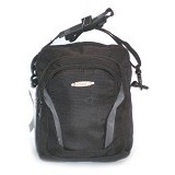 LACARLA Exist Tas Gaul Tablet [4-8568] - Black Gray - Shoulder Bag Pria