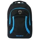 LACARLA Exist Tas Ransel [1-8527] - Black Blue - Backpack Pria