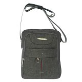 LACARLA Exist Tas Tablet [4-8648] - Gray - Shoulder Bag Pria