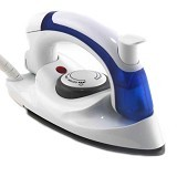 LACARLA Foldable Travel Iron Steam Hetian [CL-258B] - Setrika Uap / Steamer