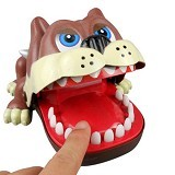 LACARLA Luck Dog Bulldog Dentist Game Toys (Merchant) - Stacking Games