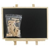 LACARLA Magnetic Board - Papan Tulis White Board