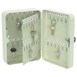 LACARLA Metal Safety Lock Key Box Hook 48 Keys (Merchant) - Gantungan Serbaguna