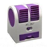 LACARLA Mini AC Portable - Purple - Ac Portable