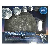 LACARLA New Moon In My Room 2nd Generation - Lampu Tidur Anak - Lampu Gantung