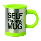 LACARLA Self Stirring Mug - Green - Gelas