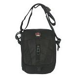 LACARLA Shicata Tas Gaul [4-2819] - Black - Shoulder Bag Pria