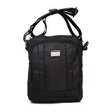 LACARLA Shicata Tas Gaul [4-2850] - Black - Shoulder Bag Pria