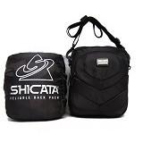 LACARLA Shicata Tas Gaul [4-2867] - Black - Shoulder Bag Pria