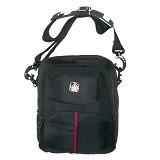 LACARLA Shicata Tas Gaul Tablet [4-2903] - Black Red - Shoulder Bag Pria
