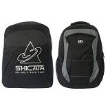 LACARLA Tas Ransel Laptop Raincoat [8-2975] - Black Grey - Notebook Backpack