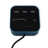 LANJARJAYA USB Hub Combo - Cable / Connector Usb