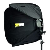 "LASTOLITE EzyBox Hotshoe 21"" x 21""(2462M2) - Light Control Kit"