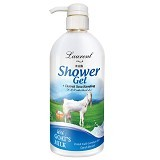 LAURENT Shower Gel Goats Milk 1L - Sabun Mandi