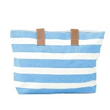 LE SAC Carribean Totes - Blue (C) - Tote Bag Wanita