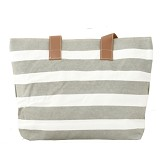 LE SAC Carribean Totes - Grey (C) - Tote Bag Wanita
