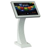 LED MONITOR TOUCHSCREEN W-LED-B - White - Kiosk