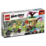 LEGO Angry Birds Bird Island Egg Heist [75823] (Merchant) - Building Set Movie