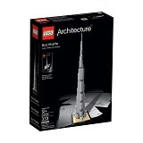 LEGO Architecture Burj Khalifa [21031] - Building Set Architecture