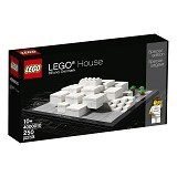 LEGO Architecture House [4000010] (Merchant) - Building Set Architecture