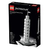 LEGO Architecture The Leaning Tower of Pisa [21015] - Building Set Architecture