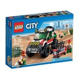 LEGO City 4 x 4 Off Roader [60115] - Building Set Occupation