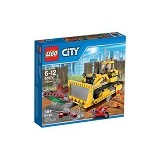LEGO City Bulldozer [60074] - Building Set Transportation